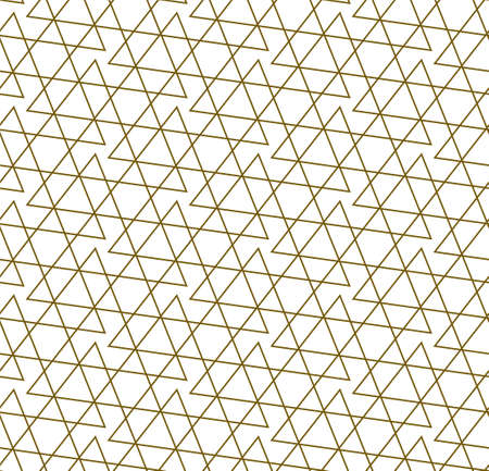 Repeat Ramadan Graphic Diagonal, Plexus Texture. Seamless Tileable Vector Luxury Decoration Pattern. Repetitive Simple Symmetrical, Design Pattern. Geometric Texture Texture