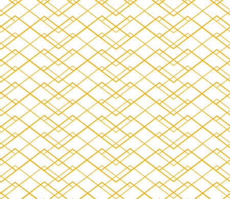 Seamless Modern Vector Twenties Textile Texture. Repeat Decorative Graphic 20s Pattern Pattern. Continuous Vintage Roaring Background Pattern. Line Repetition Texture.  Illustration