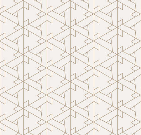 Repetitive Minimal Vector Luxury, Pattern Texture. Repeat Retro Graphic Web Plexus Pattern. Seamless Simple Geo, Backdrop Texture. Wave Grid Pattern Illustration