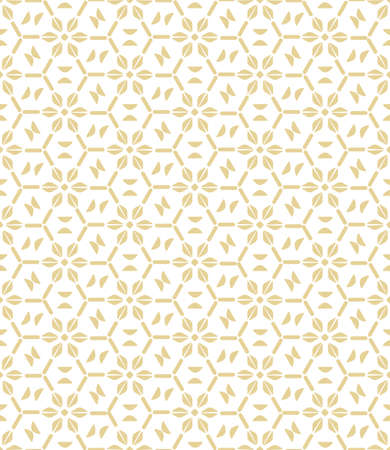 Continuous Ornament Vector Continuous Repetition Texture. Repeat Abstract Graphic Thirties Background Pattern. Seamless Geometric Luxury Decor Pattern. Minimal Textile Texture.