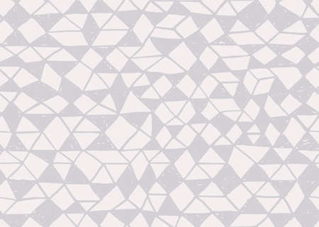 Doodle seamless pattern. Triangle geometric background. Scribble texture. Fashion textile fabric or print. Modern grunge line design. seamless vector.