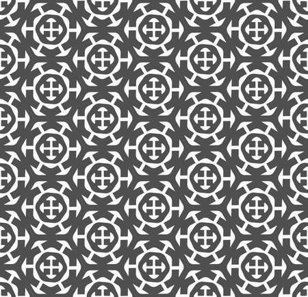 Repetitive Line Vector 20s Repetition Texture. Repeat Simple Graphic Great Textile Pattern. Continuous Islamic Gatsby Print Texture. Ornate Texture Pattern.