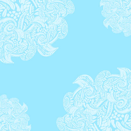 Graphic natural handmade background.