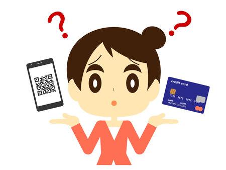 Women suffer from cashless vending