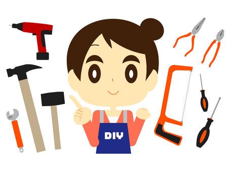 DIY girls