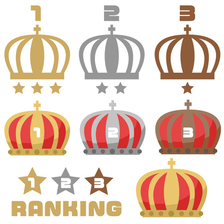 Ranking cute crown