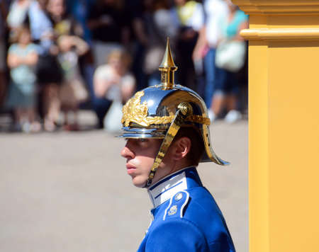 royal guard: Royal Guard, Stockholm