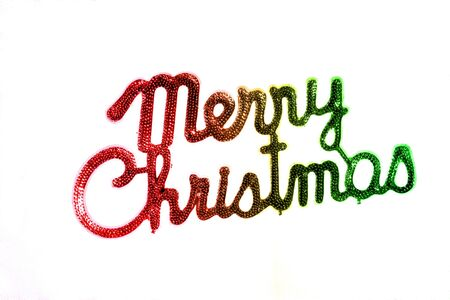 merry christmas in colour Stock Photo - 671382