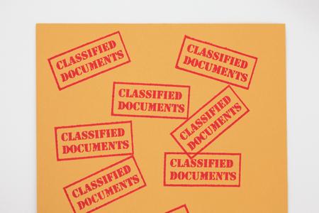 機密文書 の写真素材・画像素材 Image 23334044.