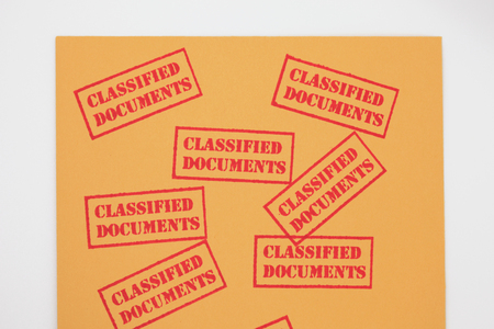 Classified Documents Stock Photo - 23334044