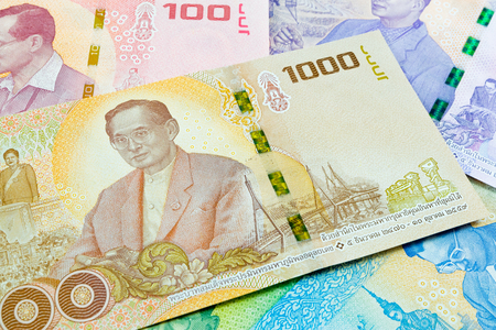 1000 thai baht banknote,Commemorative banknotes in remembrance of the late King Bhumibol Adulyadej