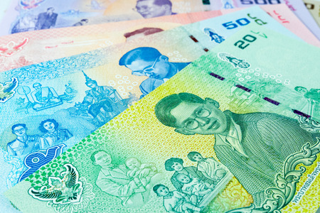All Commemorative banknotes in remembrance of the late King Bhumibol Adulyadej