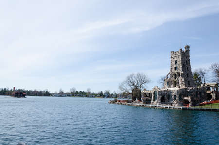 Historic building in Thousand Islands