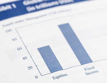 fixed: Distribuci�n de la cartera con las acciones y renta fija
