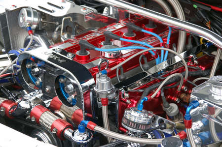 Colourful engine�