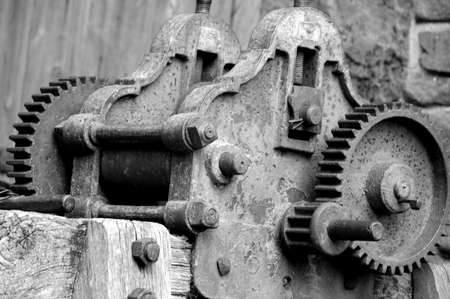 old winch�