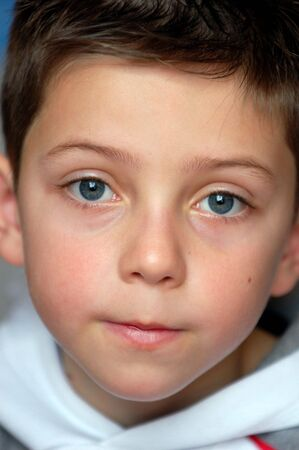 young boy Stock Photo - 1280747