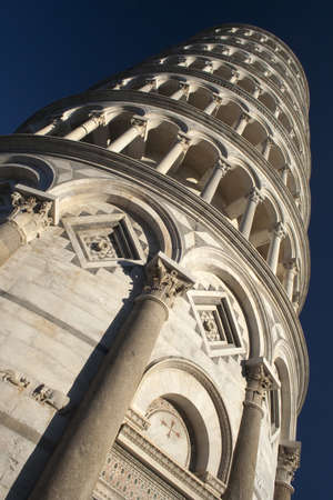 The Leaning Tower of Pisa Stock Photo - 12541203