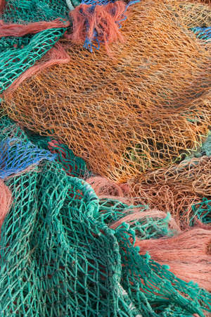 Colourful Fishing Nets