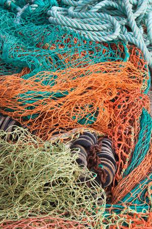 Colourful Fishing Equipment