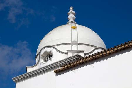 da: Church of Nossa Senhora da Soledade, Olhao, Algarve, Portugal