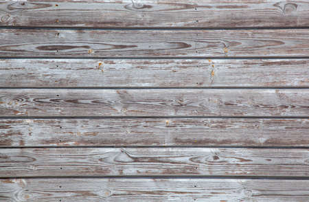 Close-up image showing the texture of distressed painted wooden panels