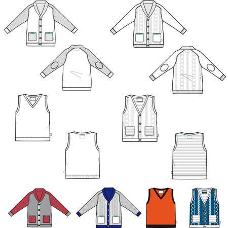 woolen: Woolen outfit