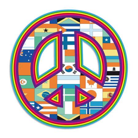 woodstock: Peace symbol