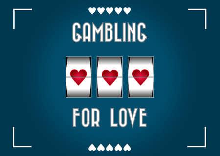 slot machine: Gambling for love