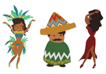 monokini: latinos