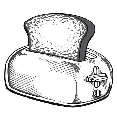 retro: Retro toaster
