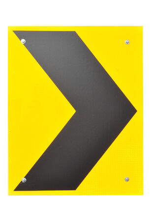 Turn right Traffic signs photo