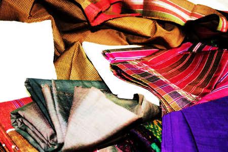 thai silk