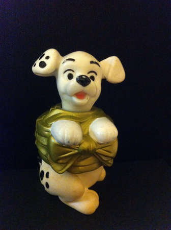 lovable: Lovable and huggable Dalmatian