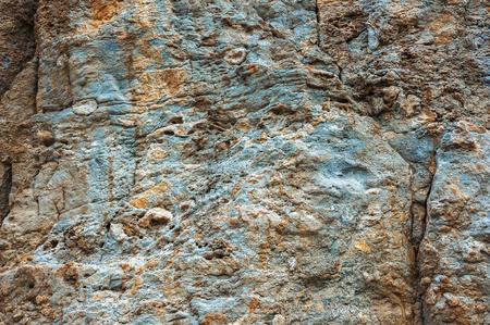 designated: Texture of designated rock