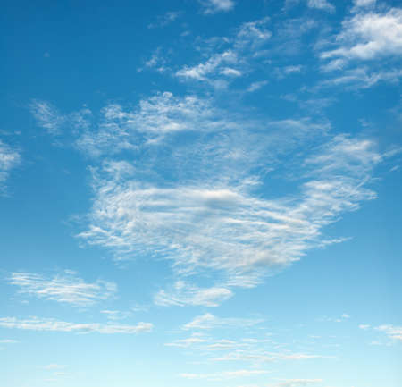 billowing: sky with clouds