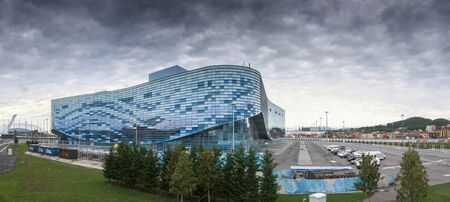 krasnodar region: Architecture, construction, buildings in the Olympic Park of Sochi