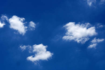 Clouds with blue sky background 2