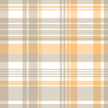 Seamless Tartan Pattern, White Plaid for table , cloth fashion textiles and graphics, flannel shirt, vector design.