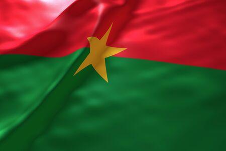 burkina faso: Burkina Faso flag background