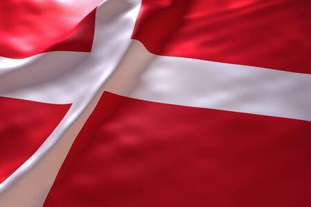 denmark flag: Denmark flag background