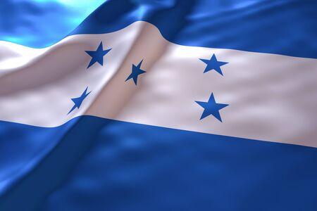 bandera de honduras: Honduras fondo de la bandera