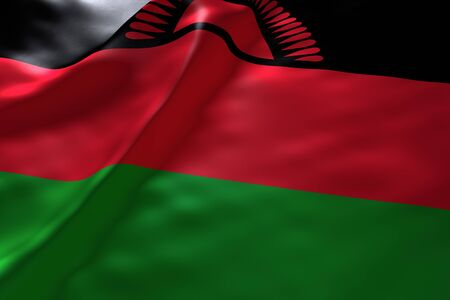 malawi flag: Malawi flag background