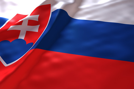 slovakia flag: Slovakia flag background