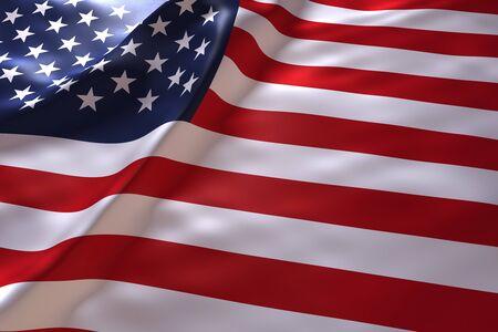USA vlag achtergrond