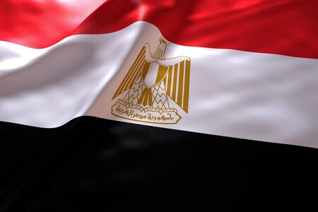 flag of egypt: Egypt flag background