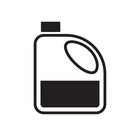 gallon: gallon flat icon