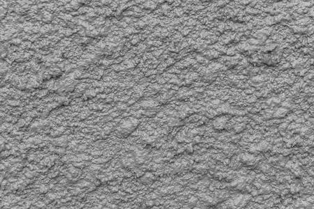 revestimiento de la pared golpe de yeso gris con textura de la pintura de aceite