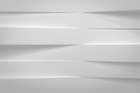 abstract horizontal background 3d render