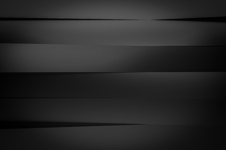frame less: abstract horizontal background 3d render